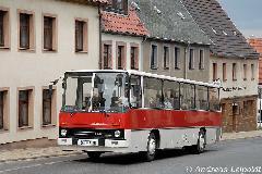 Magántulajdonú Ikarus 255-ös Thüringiából. (forrás: Andreas Leipoldt)