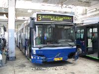 Hamarosan munkába áll a következő 50 db Volvo busz a BKV-nál