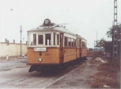 A 2964-es az azóta megszüntetett 51A viszonylaton, Budapesten., Budapest (forrás: Friedrich Haselberger)