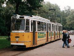 Megérkezett a 29Y a Baross térről., BNV főbejárat, végállomás, Budapest (forrás: Hajtó Bálint)