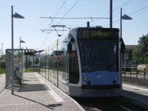 Napi 5.000 utas juthat gyorsabban és kényelmesebben el a belvárosba (fotó: Müller Péter)