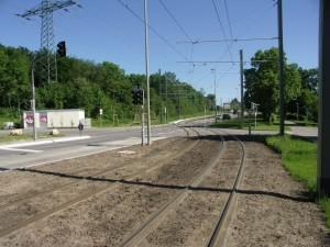 A pálya vonalvezetése és kialakítása (fotó: Müller Péter)