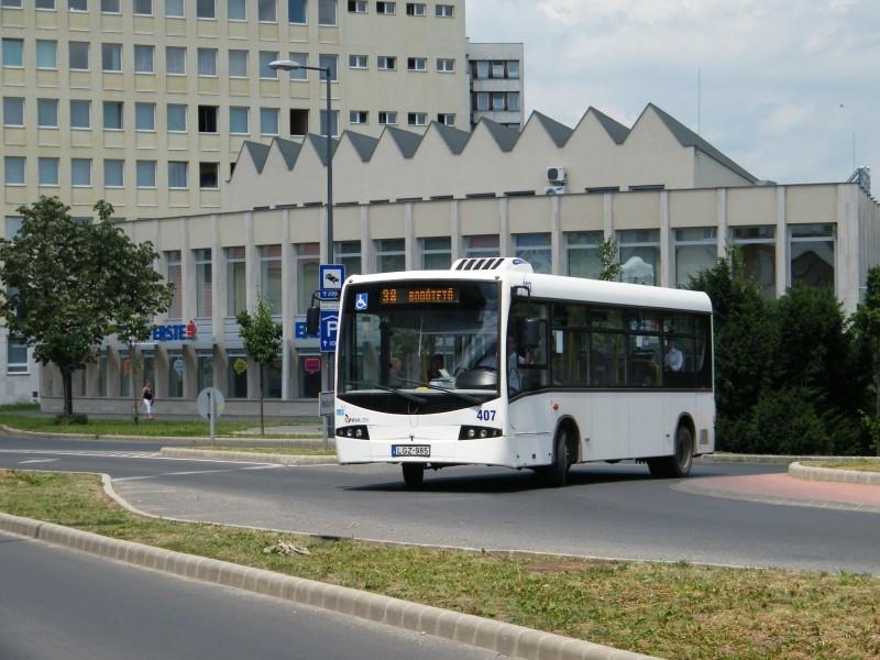 A 34-es és 38-as buszok tavaly nyáron a VEKE a javaslata alapján kerültek összekötésre