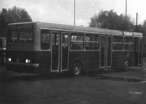 A prototípus még a 200-as sorozatra jellemző hátfallal rendelkezett
