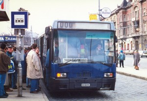 BX 60-95 eredeti állapotában egy pótlás során