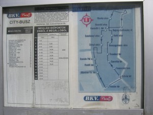 Az egykori City-busz nem tűnt életképesnek, így időközben meg is szűnt. Nem kéne a 15-ös buszt is ugyanerre a sorsra juttatni a Kálvin téri rövidítéssel.