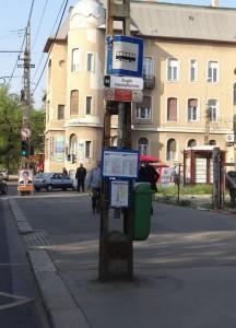 A korábbi Hermina út megállóhely ezentúl ugyanazt a nevet viseli, mint az előző megállóhely a vonalon.