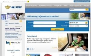 A MÁV-Start honlapján egy árva mondat sincs arról, hogy megszűnt a kerékpárszállítás egyes InterCity-ken...