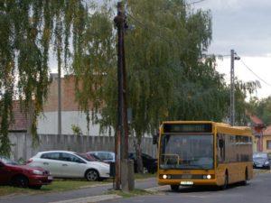 Új győri autóbusz-menetrend 2017 őszétől